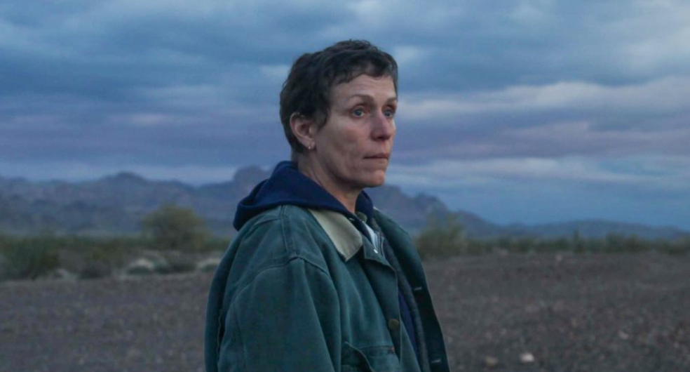 Frances McDormand is the reason that Chloe Zhao made 'Nomadland' - GoldDerby