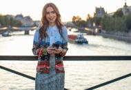 Emily in Paris Lily Collins Netflix