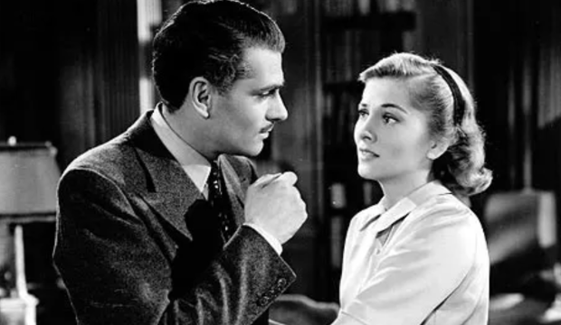 Rebecca Laurence Olivier Joan Fontaine