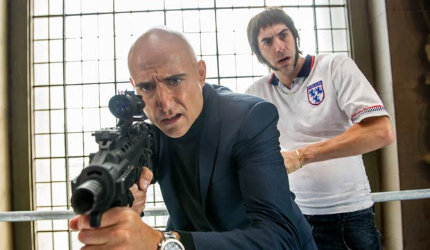 Sacha baron cohen movies ranked