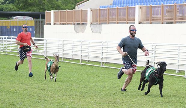 Nathan Worthington and Cody Buell, The Amazing Race