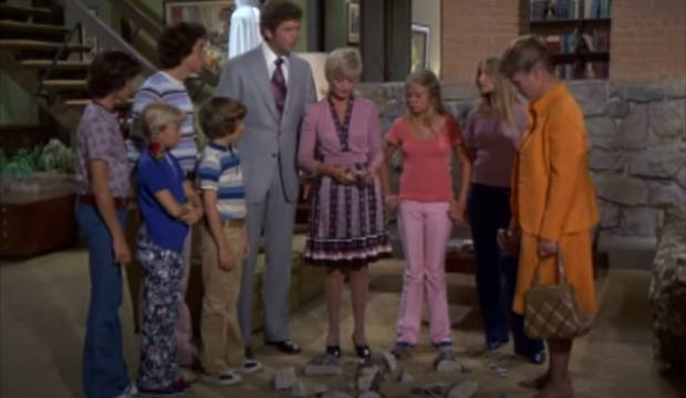 TV Halloween Episodes ranked The Brady Bunch