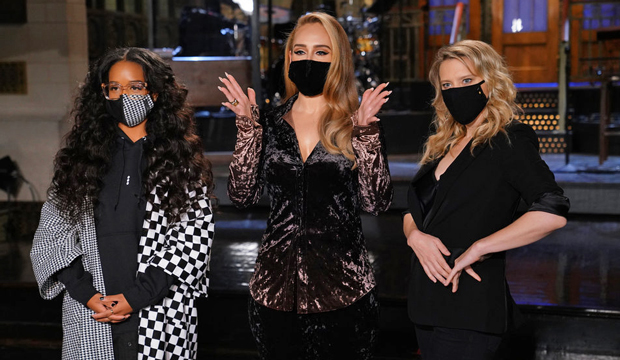 adele snl weight loss