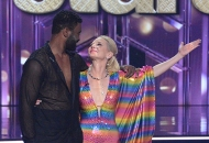 Keo Motsepe and Anne Heche, Dancing with the Stars