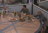 Nicole Franzel, Cody Calafiore and Enzo Palumbo, Big Brother 22