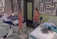 Nicole Franzel and Christmas Abbott, Big Brother 22
