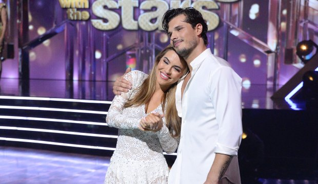 Chrishell Stause on Dancing with the Stars