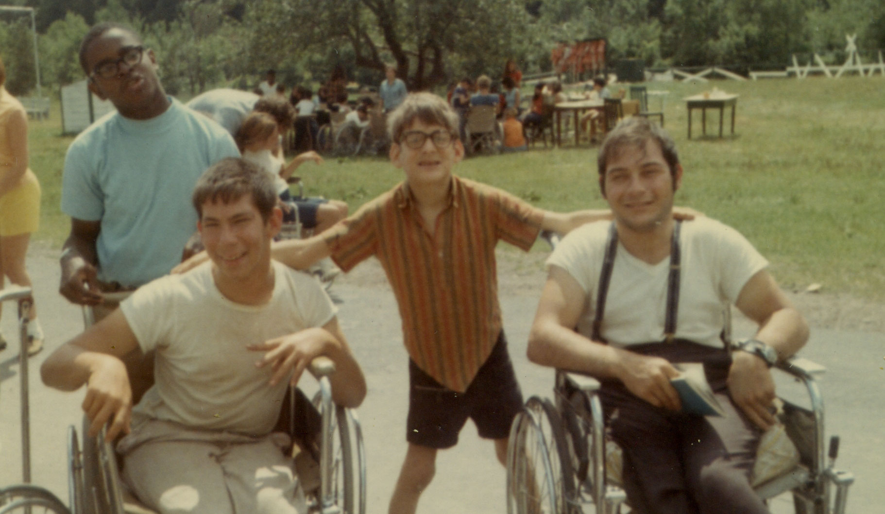 Crip Camp': Netflix documentary on its way to Oscars? - GoldDerby