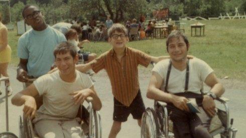 Crip Camp a Disability Revolution on Netflix