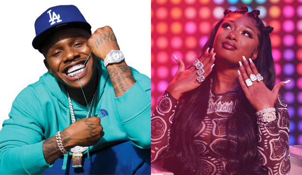 DaBaby and Megan Thee Stallion