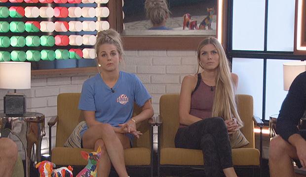 Nicole Franzel and Dani Briones, Big Brother 22