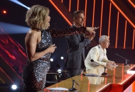 Carrie Ann Inaba, Derek Hough and Bruno Tonioli, Dancing with the Stars