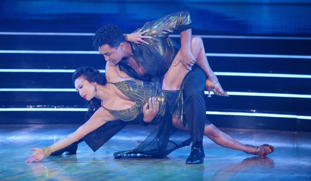 Jeannie Mai on Dancing with the Stars
