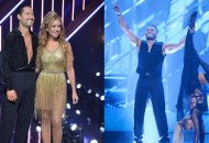 Monica Aldama and Nelly on Dancing with the Stars