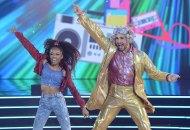 Skai Jackson and Alan Bersten on Dancing with the Stars