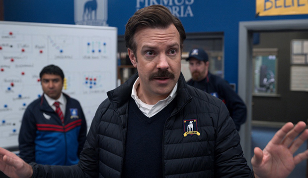 4 reasons why Jason Sudeikis ('Ted Lasso') will be nominated (and might win) at the Golden Globes