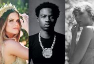 Maren Morris, Roddy Ricch and Taylor Swift