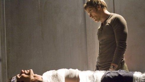 Michael C Hall in Dexter
