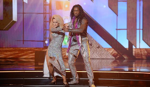 Peta Murgatroyd and Vernon Davis, Dancing with the Stars