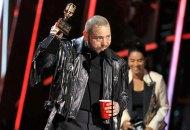 Post Malone at the Billboard Music Awards
