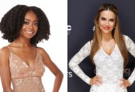 Skai Jackson and Chrishell Stause on Dancing with the Stars