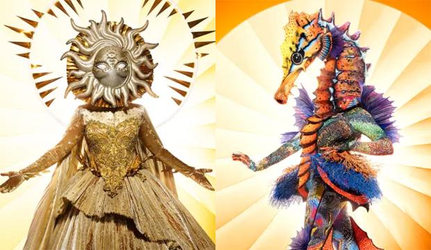 sun seahorse the masked singer