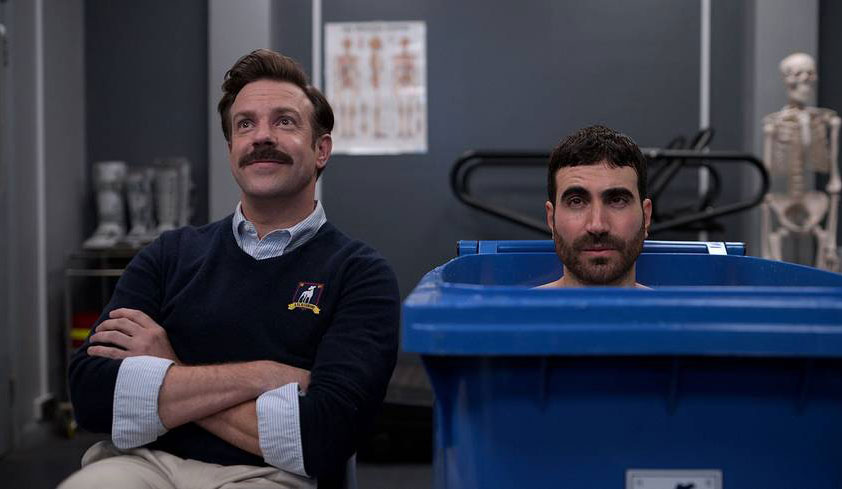 'Ted Lasso': Golden Globes dark horse for Best Comedy Series? The HFPA loves brand new shows