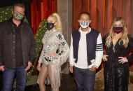 the voice coaches season 19 masks