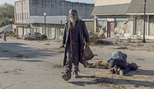 the walking dead ryan hurst beta