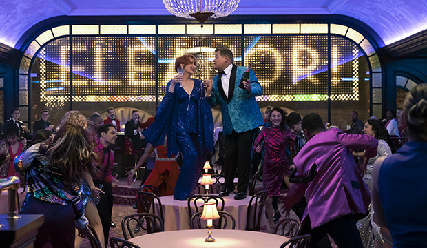 Meryl Streep and James Corden, The Prom