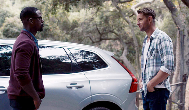 Sterling K. Brown and Justin Hartley, This Is Us