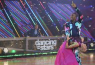 Vernon Davis on Dancing with the Stars