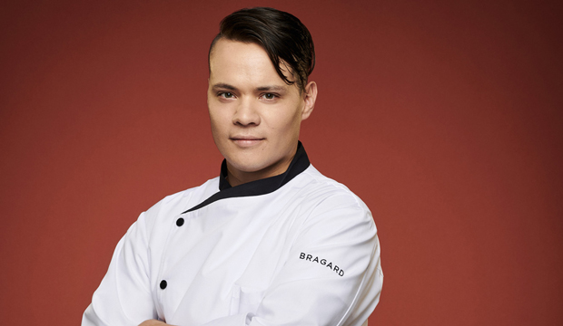 Cody Candelario hells kitchen season 19 cast
