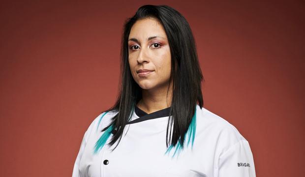 Fabiola Fuentes hells kitchen season 19 cast
