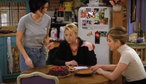 Friends thanksgiving episodes ranked the List