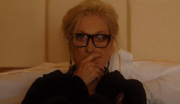 Let Them All Talk Meryl Streep