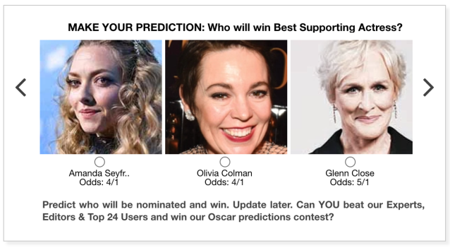 2021 Oscar predictions Best Supporting Actress