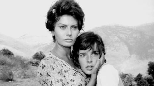 Two Women Sophia Loren
