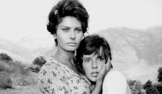 Two Women Sophia Loren