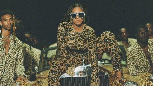Beyonce in Black is King