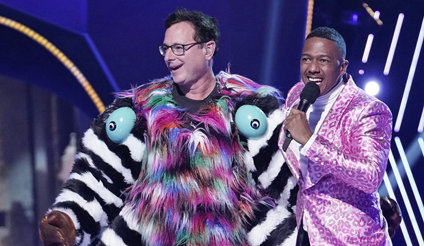 Bob Saget as Squiggly Monster