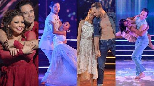 Dancing with the Stars Semi Finalists