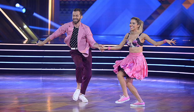 Artem Chigvintsev and Kaitlyn Bristowe, Dancing with the Stars