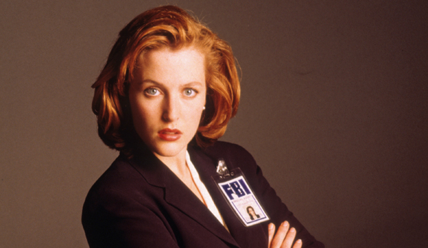SAG Awards flashback: Flummoxed Gillian Anderson ('The X-Files') asks, 'Where did you people come from?' [WATCH]