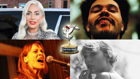 Gold Derby Music Awards nominees 2021