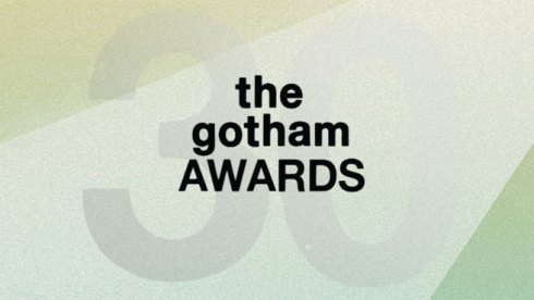 Gotham Awards 2021 banner