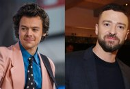 Harry Styles and Justin Timberlake
