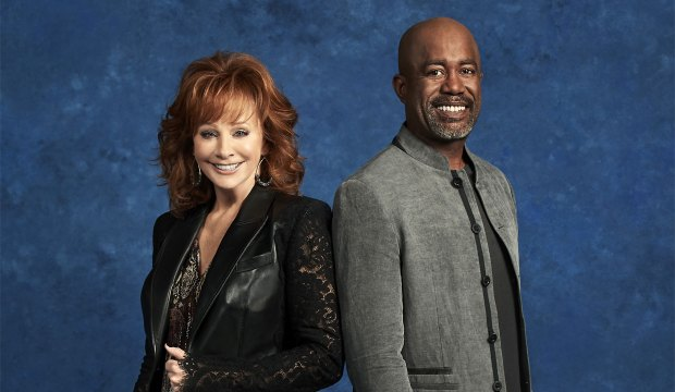 Reba McEntire and Darisu Rucker host 2020 CMA Awards