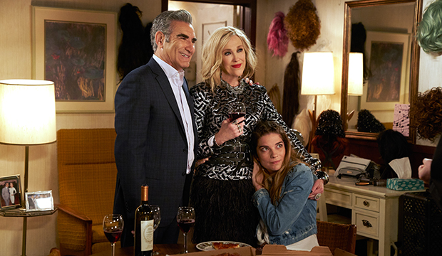 'Schitt's Creek' looks on course to achieve another noteworthy sweep at the SAG Awards this time