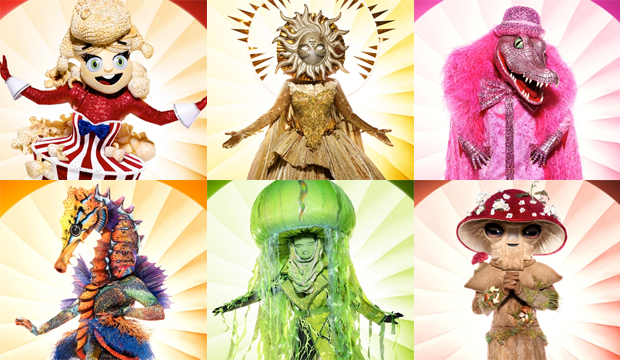 'The Masked Singer' Super Six revealed: Who do you WANT to win Season 4's Golden Mask? [POLL]